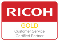 Inception awarded 'Gold Partner' by Ricoh