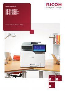 MPC306-406 Brochure Image