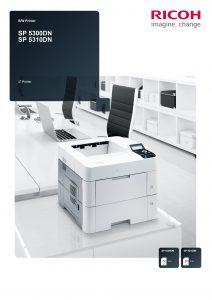 SP5300DNSP SP5310DN Brochure image