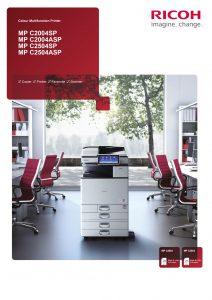 MPC2004 / MPC2504 Brochure