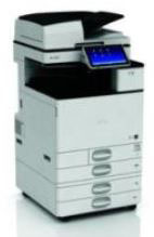 Ricoh MPC04exSP Colour A3 Printer