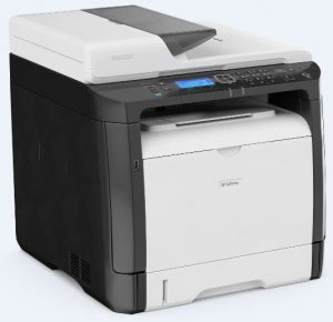 Ricoh SP325SFNw Mono Printer